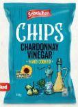 Chardonnay Vinegar Chips von Snack Fun