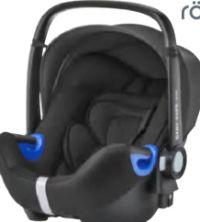 Baby-Safe i-Size Bundle von Britax Roemer