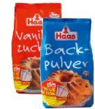 Backpulver von Haas