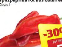 Spitzpaprika