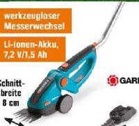 Akku-Gras-Strauchscheren-Set ComfortCut von Gardena