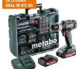 Akku-Bohrschrauber BS 18 L Set von Metabo
