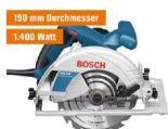 Handkreissäge Professional GKS 190 von Bosch