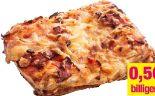 Pizza Schnitte Prosciutto