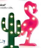 LED-Figur Tropical