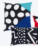 MOSAIKBLAD Kissenbezug von IKEA