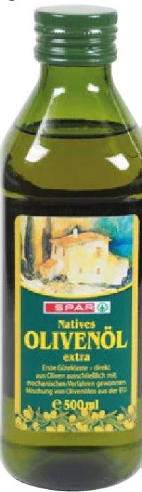 Natives Olivenöl Extra von Spar