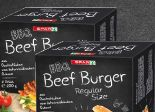 Beef Burger Regular Size BBQ von Spar