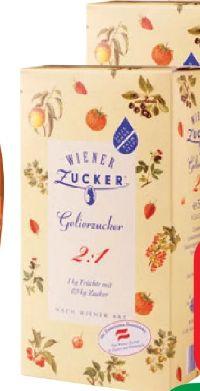 Gelierzucker 2:1 von Wiener Zucker