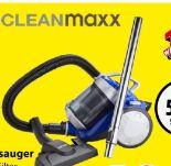 Zyklonstaubsauger von Clean Maxx
