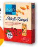 Müsli-Riegel von Kölln