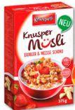 Müsli von Knusperli