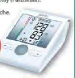 Oberarm-Blutdruckmessgerät von Sanitas