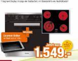 Einbauherd-Set H6266E + KM6012 von Miele