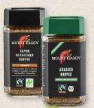 Bio-Instant-Kaffee von Mount Hagen