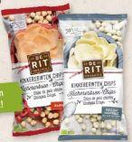 Bio Kichererbsen Chips von De Rit