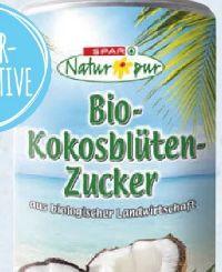 Bio-Kokosblütenzucker von Spar Natur pur