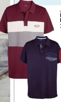Herren Pikee-Poloshirt von Livergy