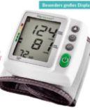 Handgelenk-Blutdruckmessgerät von Medisana