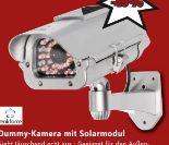 Dummy-Überwachungskamera