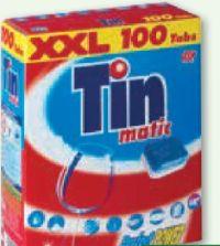 Matic Geschirr-Reiniger Tabs von Tin
