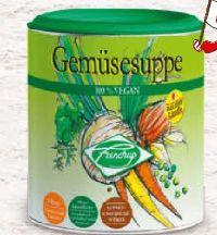 Gemüsesuppe von Frenchup