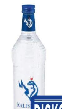 Wodka von Kaliskaya