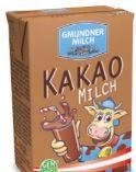 Kakao Milch von Gmundner Milch