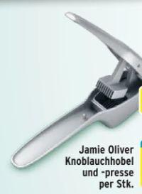 Knoblauchhobel-Presse von Jamie Oliver