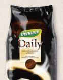 Bio-Kaffee Daily von dennree