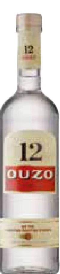 Wodka von Ouzo 12