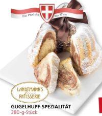 Gugelhupf Spezialität von Landtmann's Feine Patisserie