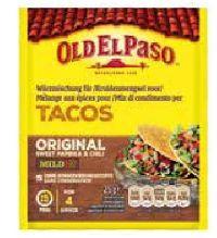 Würzmischung von Old El Paso