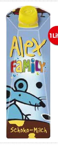 Family Schoko-Milch von Alex