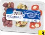 Antipastispezialitäten von Eridanous