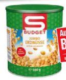 Jumbo Erdnüsse von S Budget