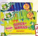Wachsmalkreiden Superwaxies von Jolly