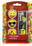 Radierer von Emoji