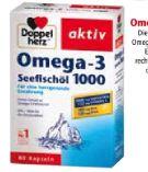 Omega 3 von Doppelherz