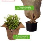 Pflanzen-Frostschutzabdeckung von Florabest