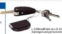 Bluetooth-Schlüsselfinder