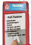 Flexkleber Professional von BauProfi