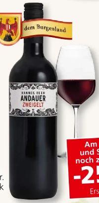 Andauer Zweigelt von Weingut Hannes Reeh