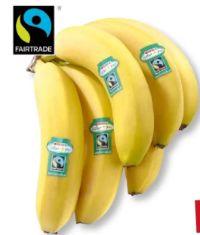 Bio-Bananen von Spar Natur pur