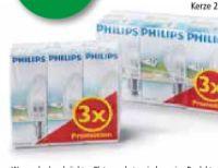 Halogen Lampen von Philips