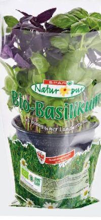 Bio-Basilikum von Spar Natur pur