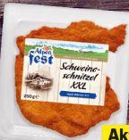 Schweine-Schnitzel von Alpenfest