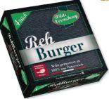Reh Burger von Wilde Versuchung