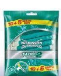 Einwegrasierer Extra2 Sensitiv von Wilkinson Sword