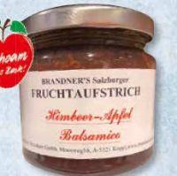 Himbeer-Apfel-Balsamico-Fruchtaufstrich von Brandner Feinkost